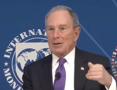 Bloomberg: It's Good to Tax the Poor So They Can't Afford Things That Might Hurt Them Like Soda