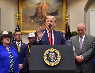 President Trump Announces Proposed National Environmental Policy Act Regulations