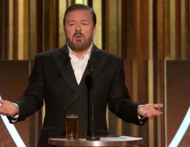 Ricky Gervais Saves the Entertainment Industry from Itself