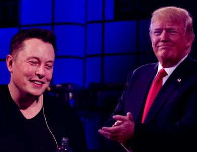 Donald Trump Says Elon Musk 'Does Good At Rockets'