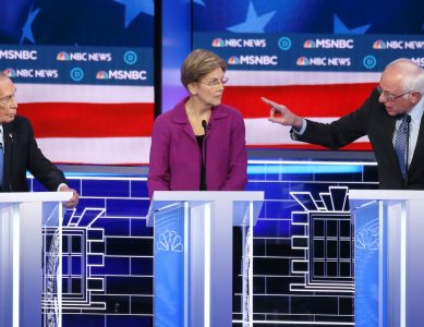 Nevada Democratic Debate Was the Greatest Debate in Human History