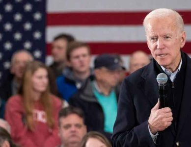 Joe Biden Calls Woman a 'Lying Dog-Faced Pony Soldier' at New Hamphshire Rally